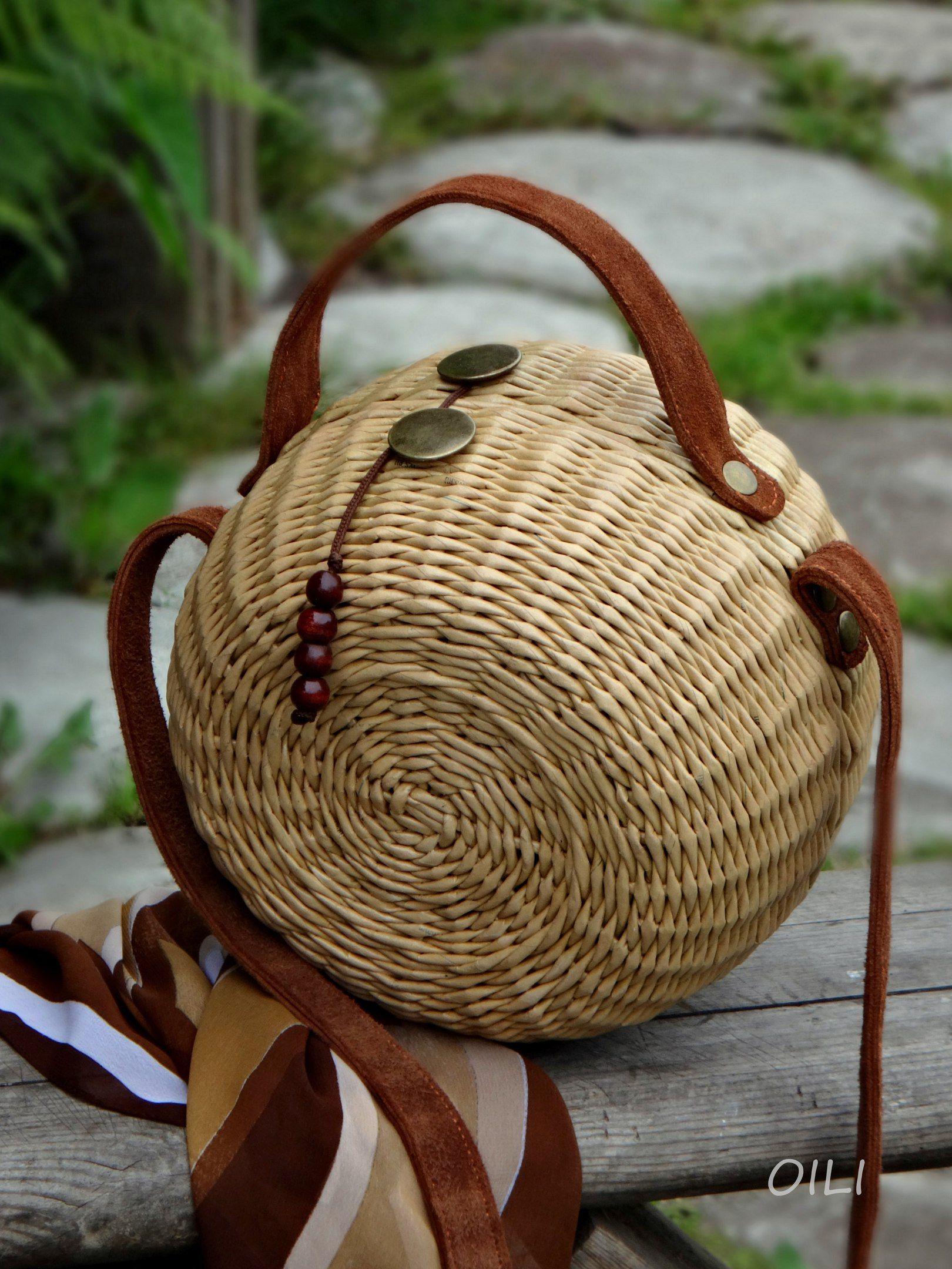 плетеные сумки своими руками фото деятельность