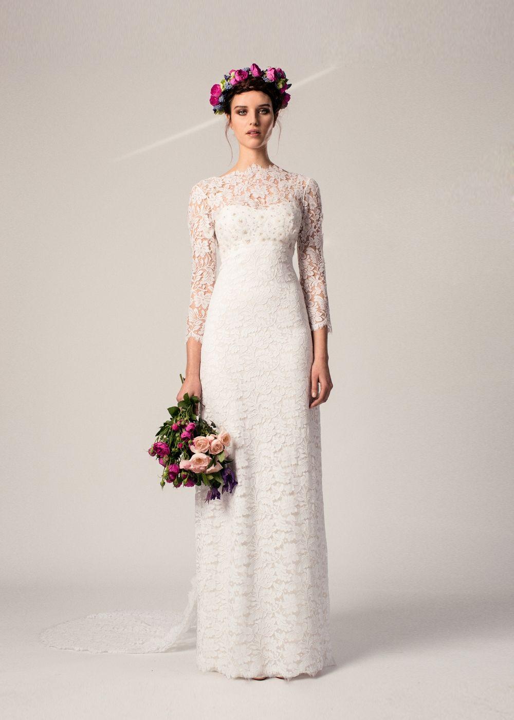 April Dress Temperley london wedding dress, Wedding