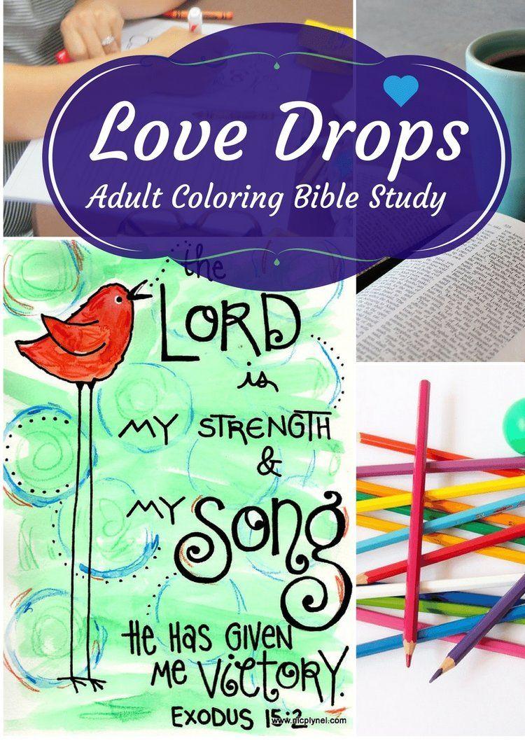 AAAAA Love drops.png | Bible journaling | Pinterest | Bible ...