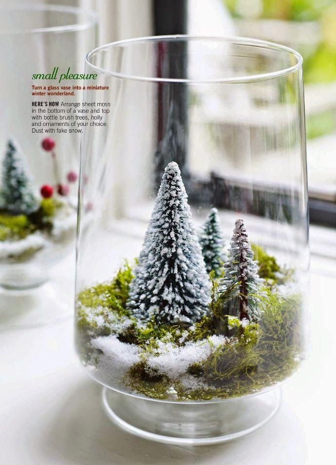 10 centros de mesa navideños para estas fiestas Navidad, Xmas and