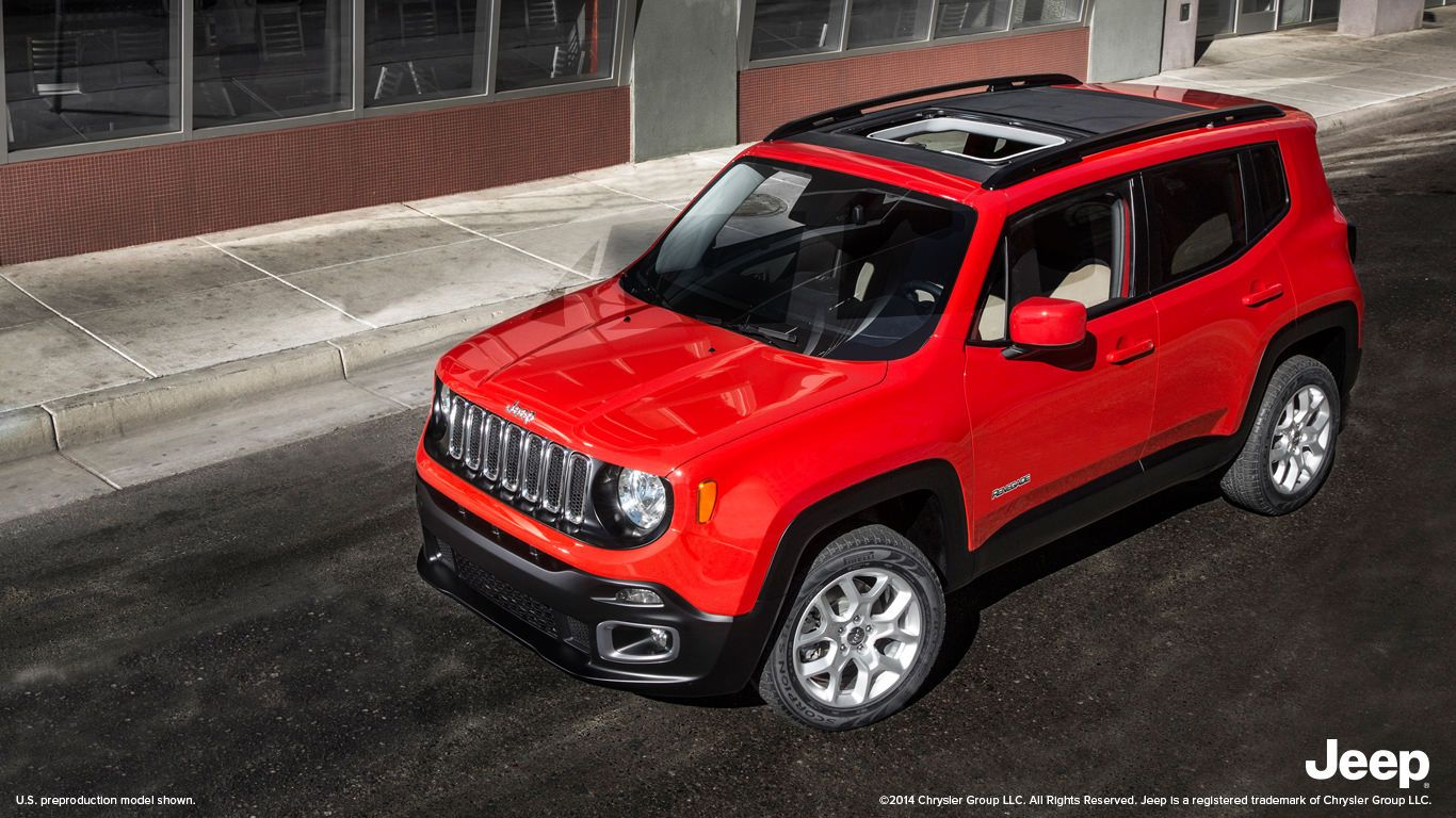 Go Wide Open Halfway Or Close It Up Tight The My Sky Open Air Dual Panel Roof Gives Drivers Of The Jeep Renegade 2015 Jeep Renegade Jeep Renegade Trailhawk