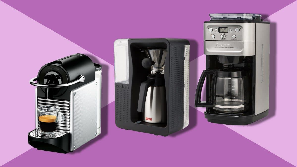 Fastest Coffee Makers From Consumer Reports' Tests