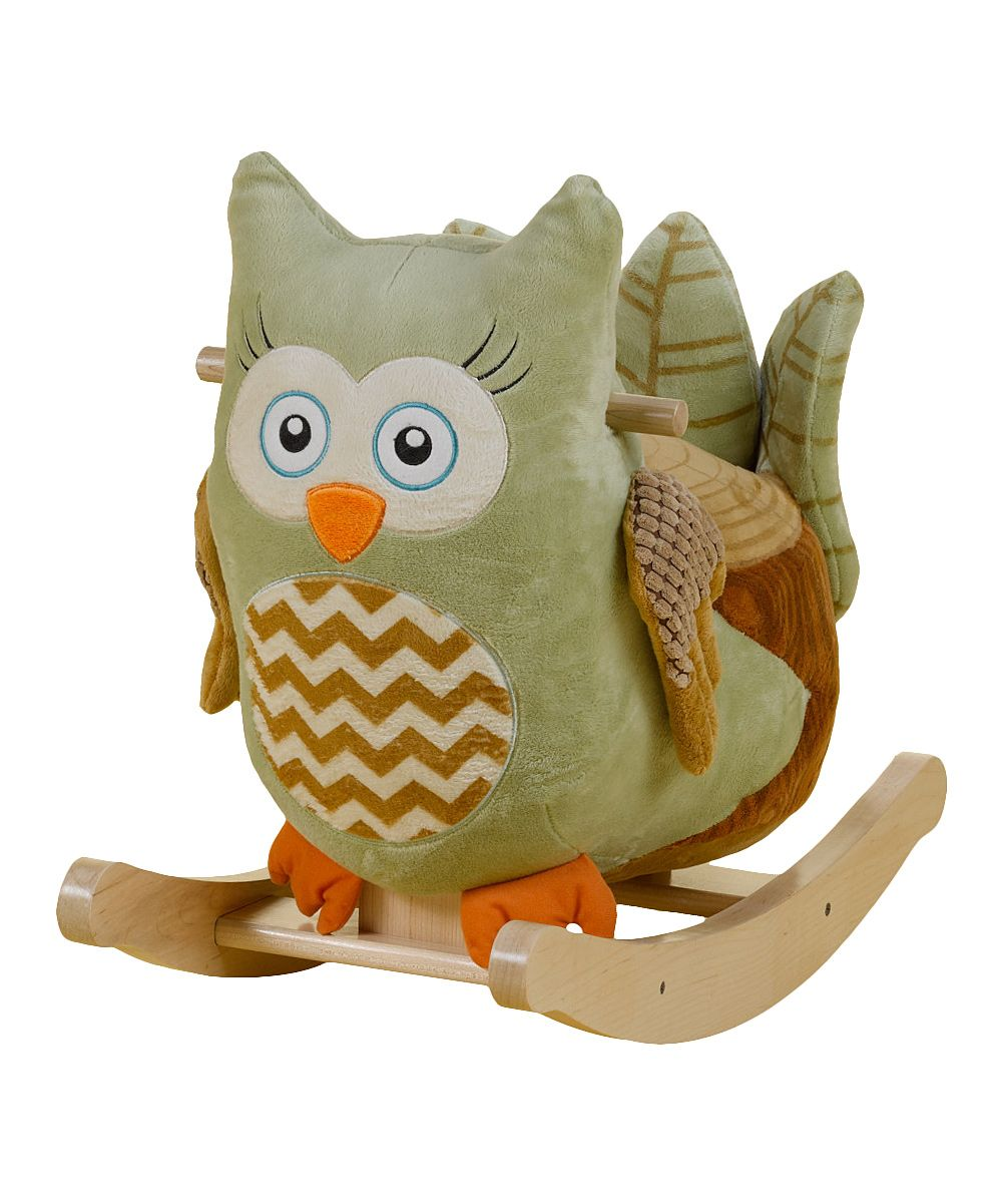 Owliver Owl Rocker | Daily deals for moms, babies and kids ...
