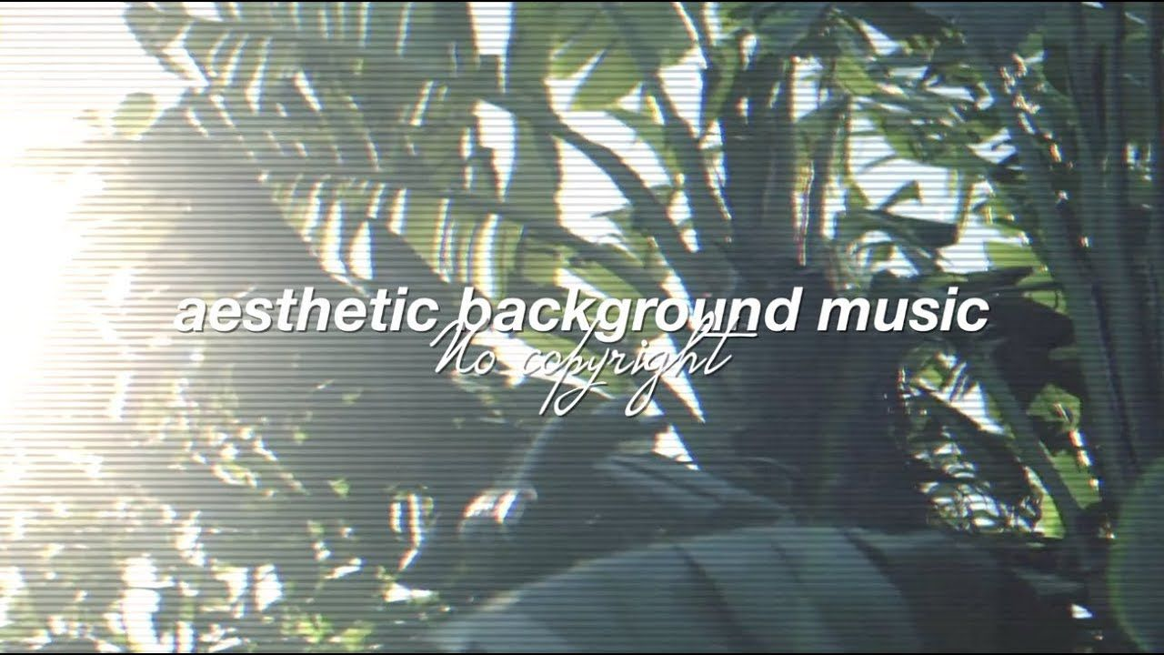 No Copyright Aesthetic Background Music For Videos Youtube Aesthetic Backgrounds Aesthetic Songs Copyright Songs