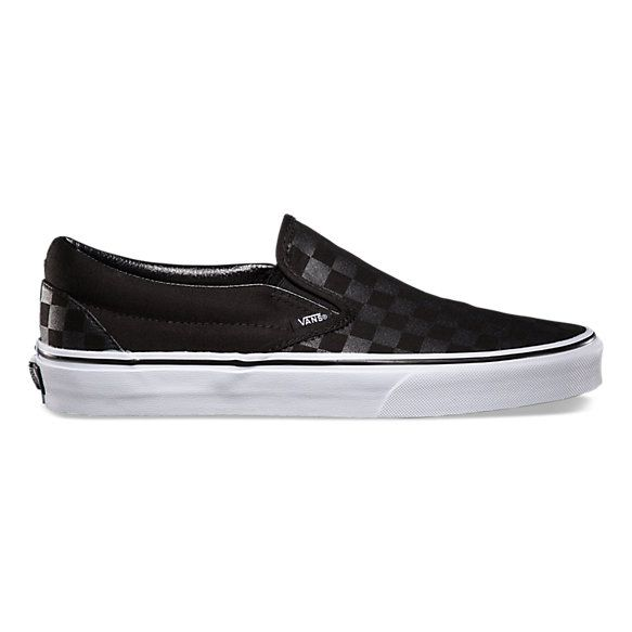 UA CLASSIC SLIP-ON - LEATHER PERF - CALZADO - Sneakers & Deportivas Vans GbN3ia