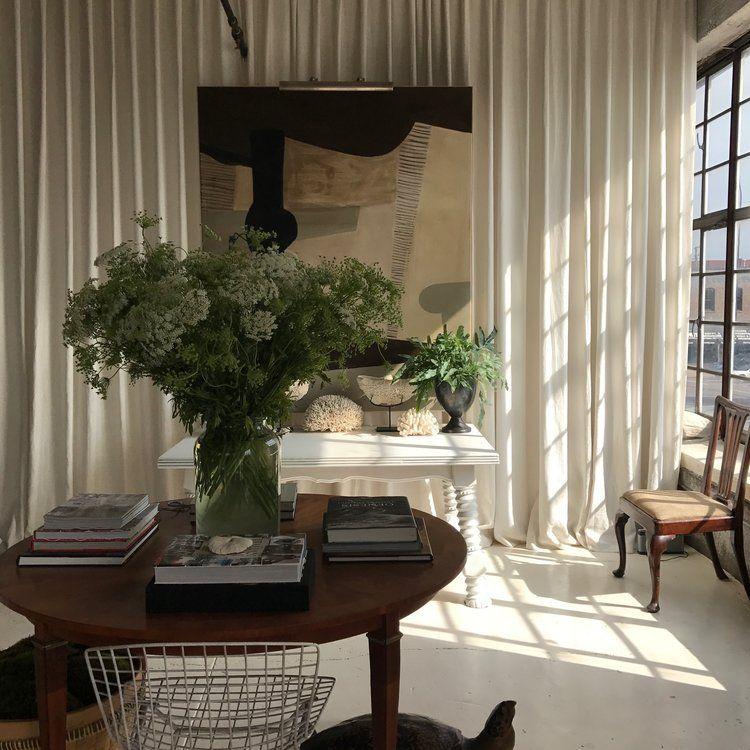 Interior, Blue Living Room, Home Decor