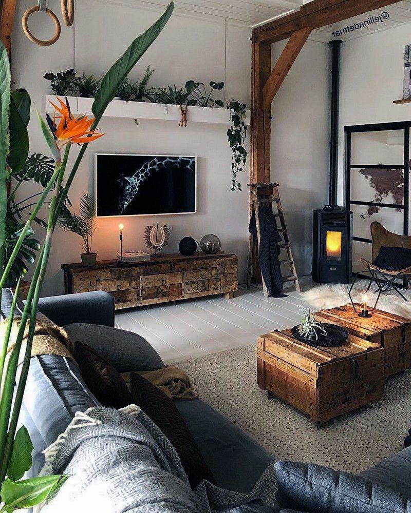 23 Attractive Rustic Scandinavian Living Rooms Inspirations In 2020 Living Room Scandinavian Earthy Living Room Scandinavian Decor Living Room #rustic #scandinavian #living #room