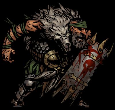 Vvulf Png Darkest Dungeon Dark Fantasy Fantasy Character Design