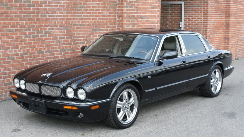 1998 Jaguar Xjr T160 St Charles 2011 Jaguar Jaguar Car Mecum Auction