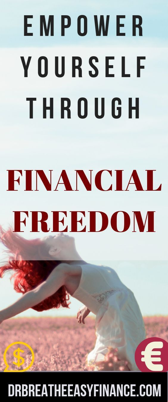 Empower Yourself Through Financial Freedom {9 Easy Steps To Get Started} Empower Yourself Through Financial Freedom {9 Easy Steps To Get Started},