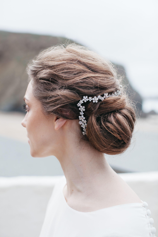 wedding hair wedding bridal up hair do with claire austin