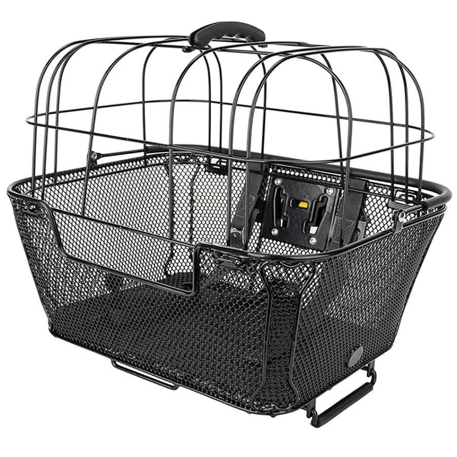 Quick Release Sunlite Racktop//Handlebar Pet Friendly Qr Basket Baskets Stee