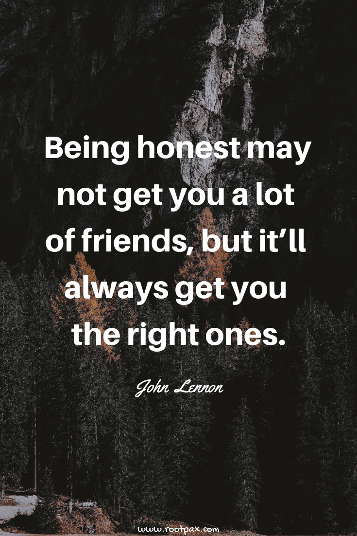 Honesty Quotes About Honesty Truth Tell The Truth Do The Right Thing Make A Difference Be Kind Roo Honest Quotes Honesty Quotes Telling The Truth Quotes