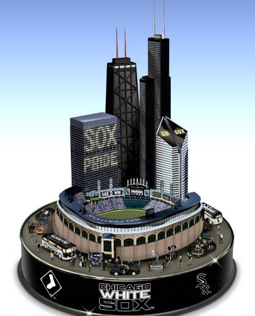 The Chicago White Sox U S Cellular Field Pride Carousel Music