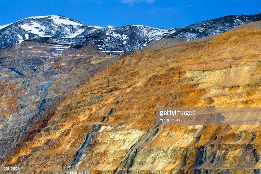 Salt Mines In Usa