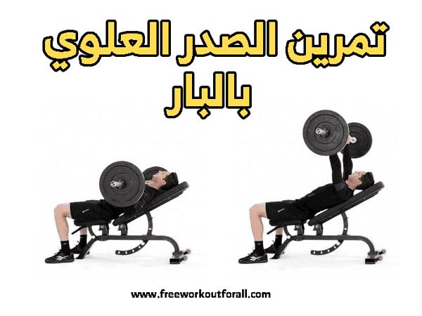 تمارين الصدر العلوي Chest Workouts Stationary Bike Exercise