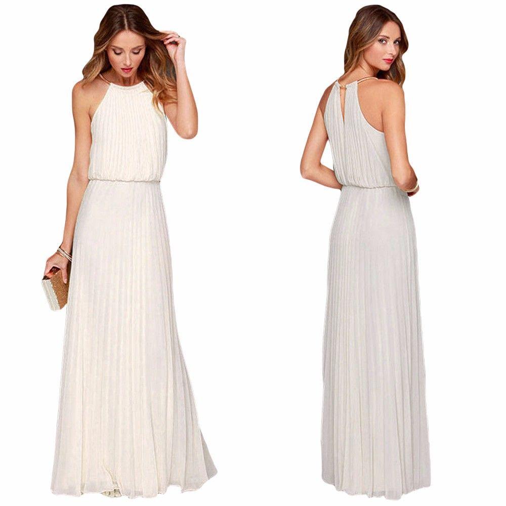 Dluga Sukienka Letnia Plisowana Maxi Kolory M 6950745392 Oficjalne Archiwum Allegro Bohemian Style Maxi Dresses Dresses Maxi Dresses Casual