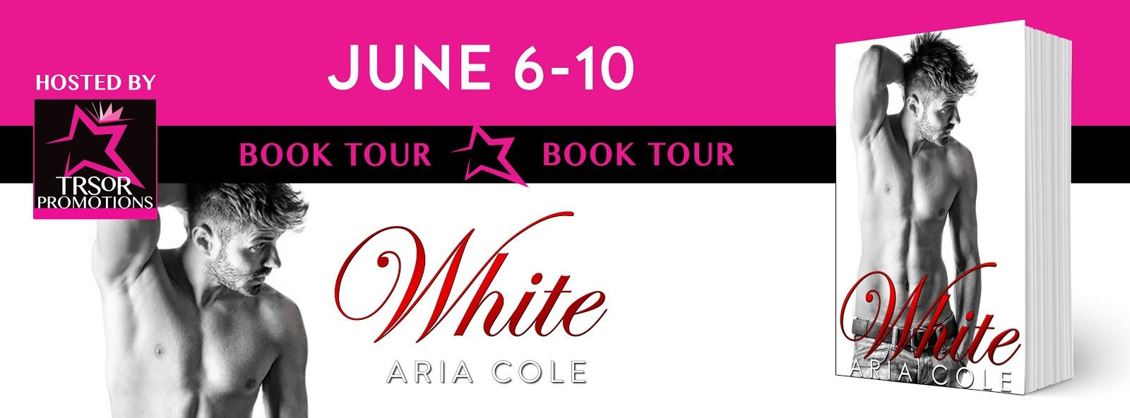 BOOK TOUR White by Aria Cole AuthorAriaCole + giveaway