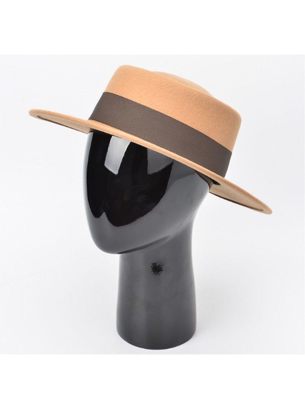 купить фетровую шляпу 7