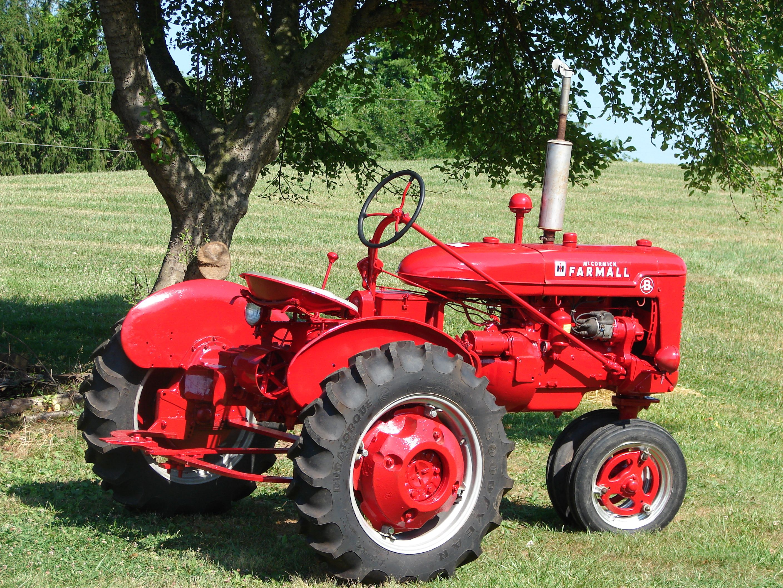 International Harvester Farmall B General Purpose Tractor