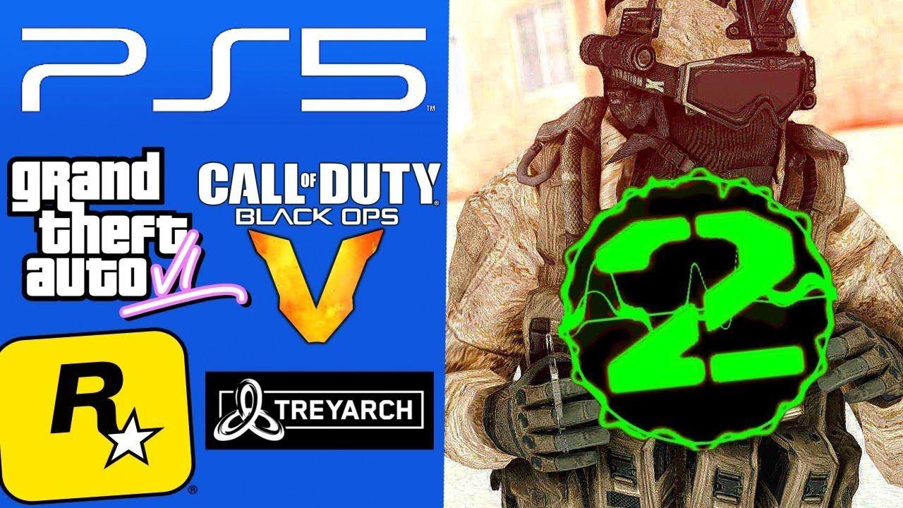 Breaking Iw Working On Mw2 Cod 2021 Gta 6 Black Ops 5 News Ps5 In 2020 Black Ops Xbox Gta Gta