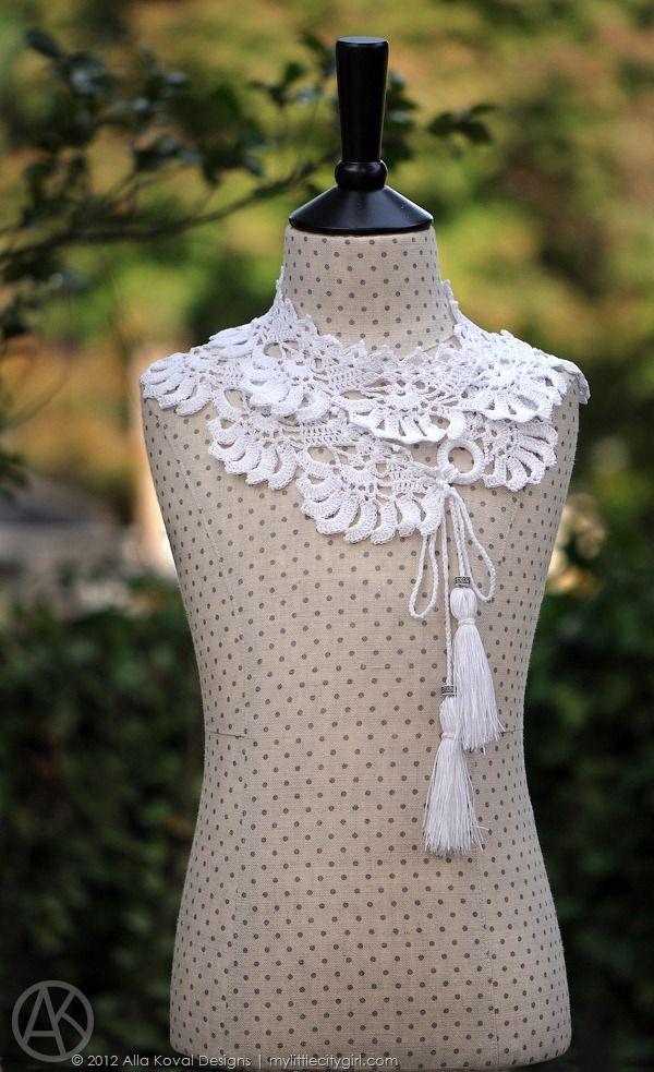 crochet scarves for kids patterns | Gardenia. Crocheted Scarf ...