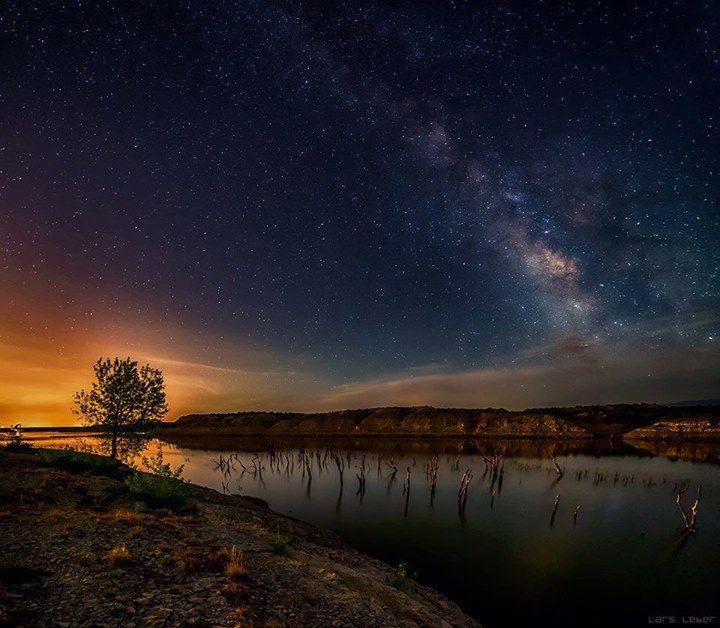 Pueblo Reservoir Nightscape (06/30/2013)