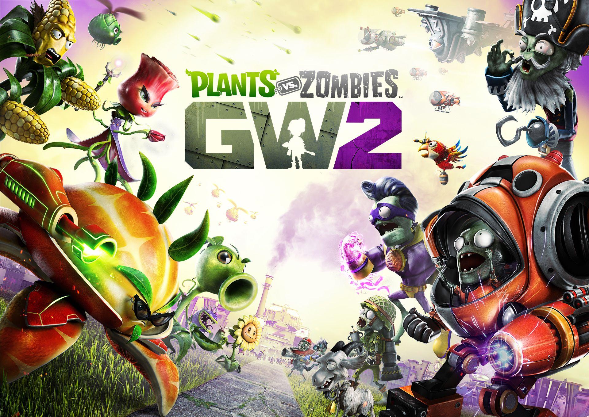Image for plants vs zombies garden warfare 2 wallpaper hd - Plants vs zombies garden warfare 2 torchwood ...