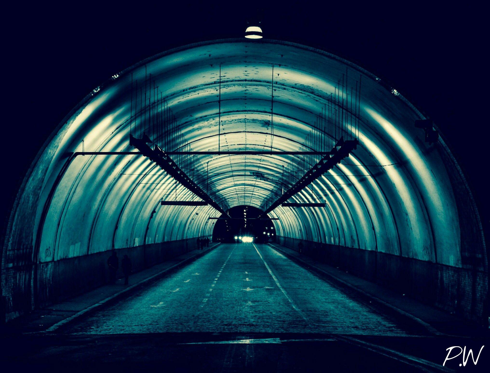 Túnel!  -