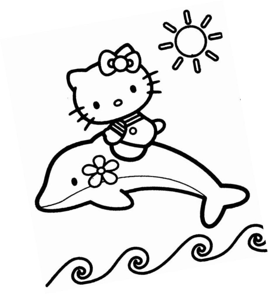 16+ Hello Kitty Malvorlagen Siehe #HelloKitty #Malvorlagen. Es