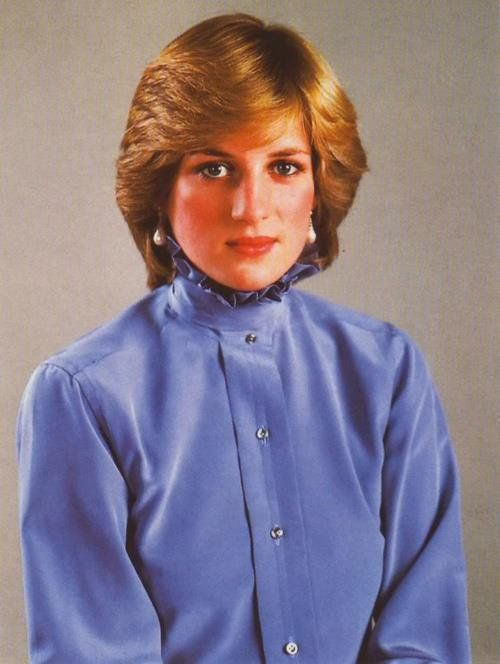 Princess Diana For Her 21st Birthday
