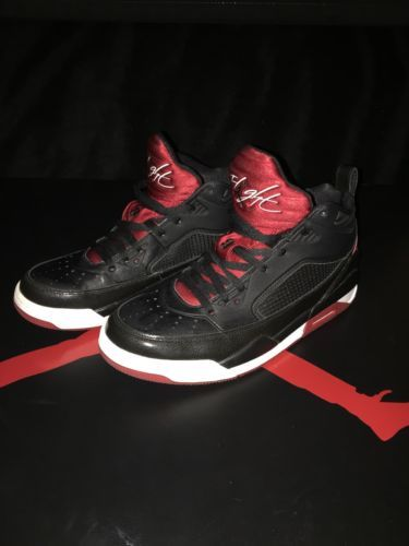 #Men's jordan flights 9.5 basketball #shoe, #black and red, size 9.5,  View more on the LINK: http://www.zeppy.io/product/gb/2/272205505064/