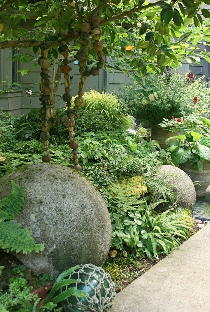 Steingarten anlegen und eine naturgemäße und attraktive Gartengestaltung genießen