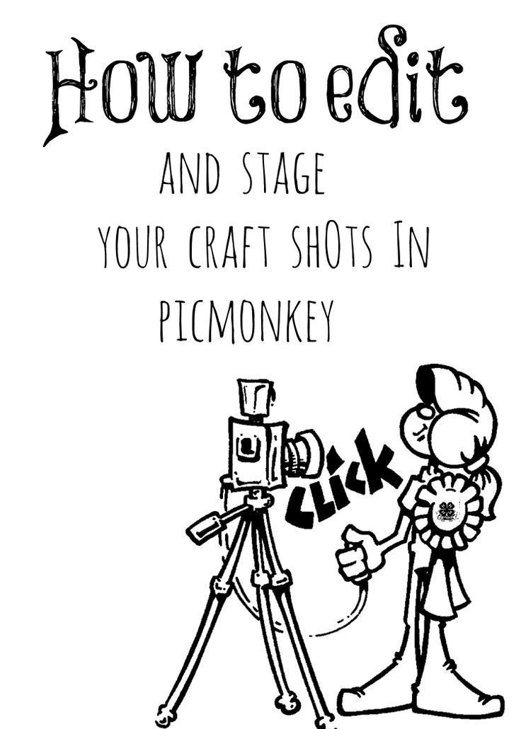 How to edit your craft projects and make them pinnable on