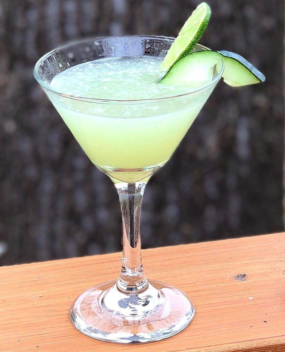 Lime Vodka Drinks, Martini, Fresh