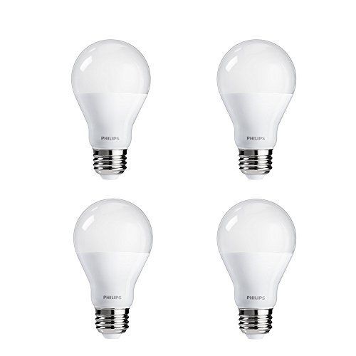 Philips 455717 100w Equivalent A19 Led Daylight Light Bulb 4pack Check Out The Image By Visiting The Smart Light Bulbs Light Bulb Led Light Bulb