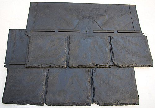 Three Innovative Roofing Materials You Might Not Know About Synthetic Slate Synthetic Slate Roofing Slate Roof