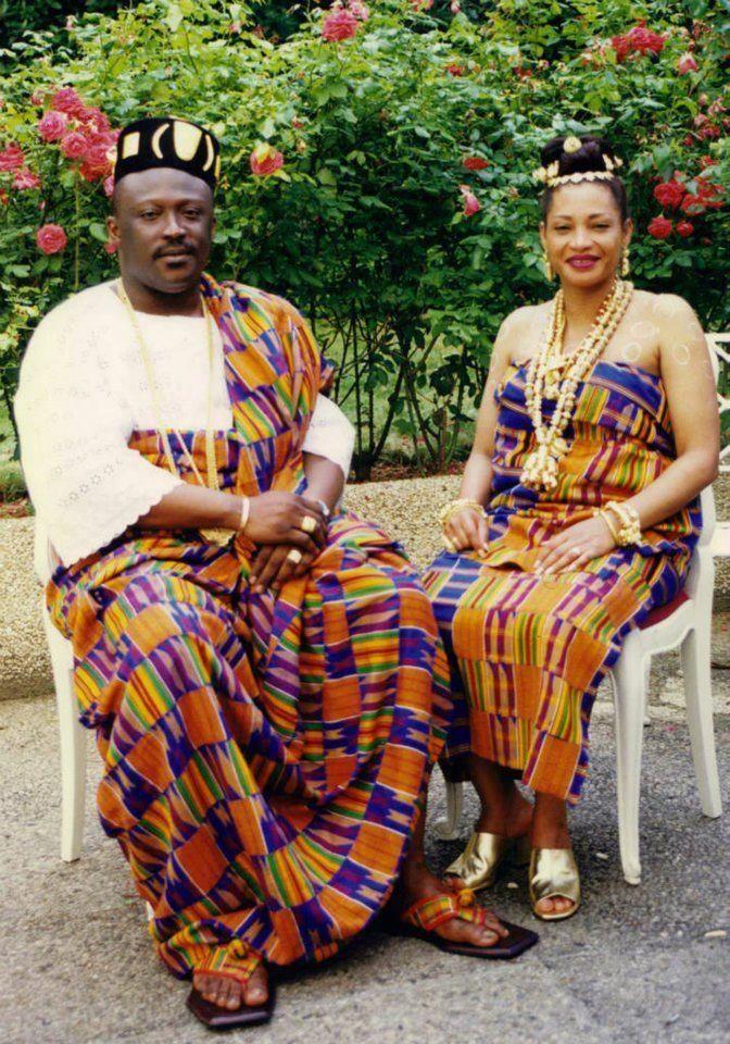 Akan wedding west africa wedding pinterest africans for African traditional wedding dress styles