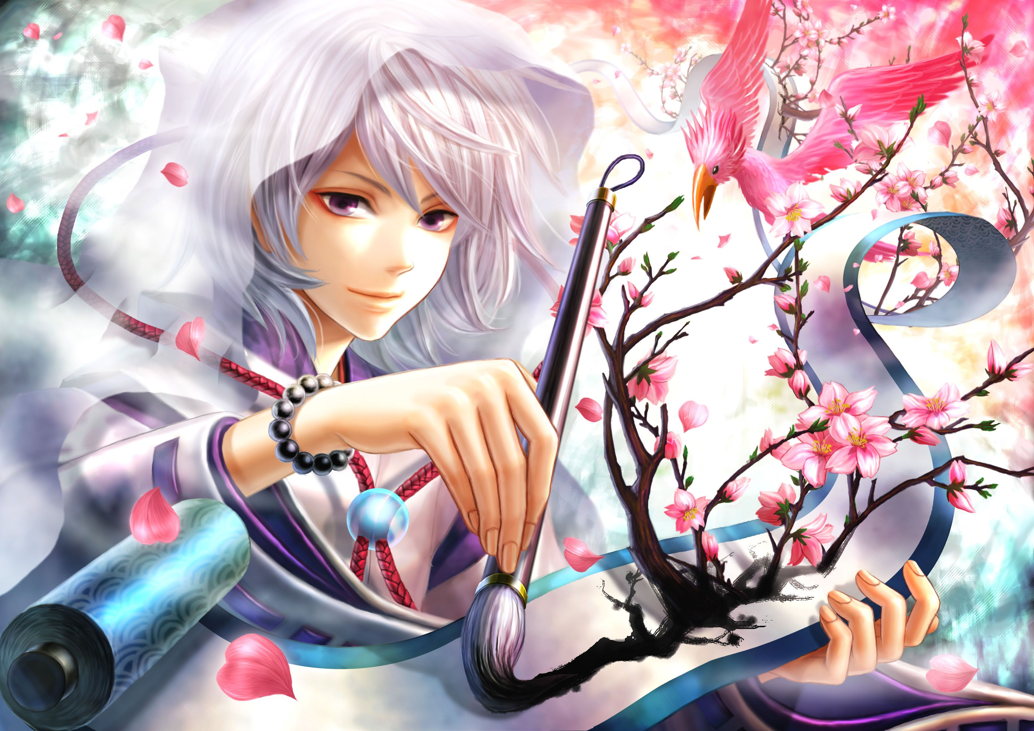 (Mega Post) Wallpapers Anime Pinturas anime, Anime love