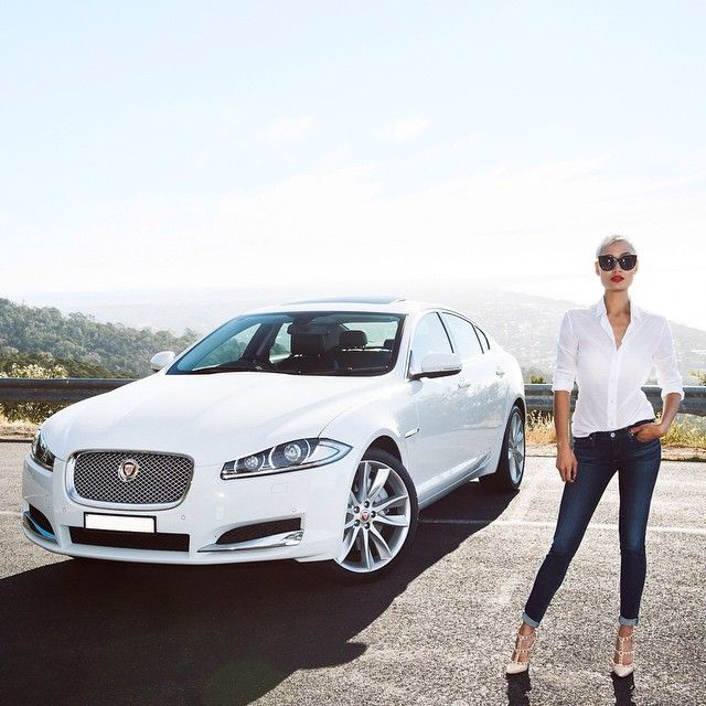 Exceptional Coastal Driving In The New @jaguar #XF Today. Gonna Be A Fun Week