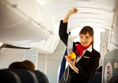 Flight Attendant Salary And Job Description  Interviews  Job