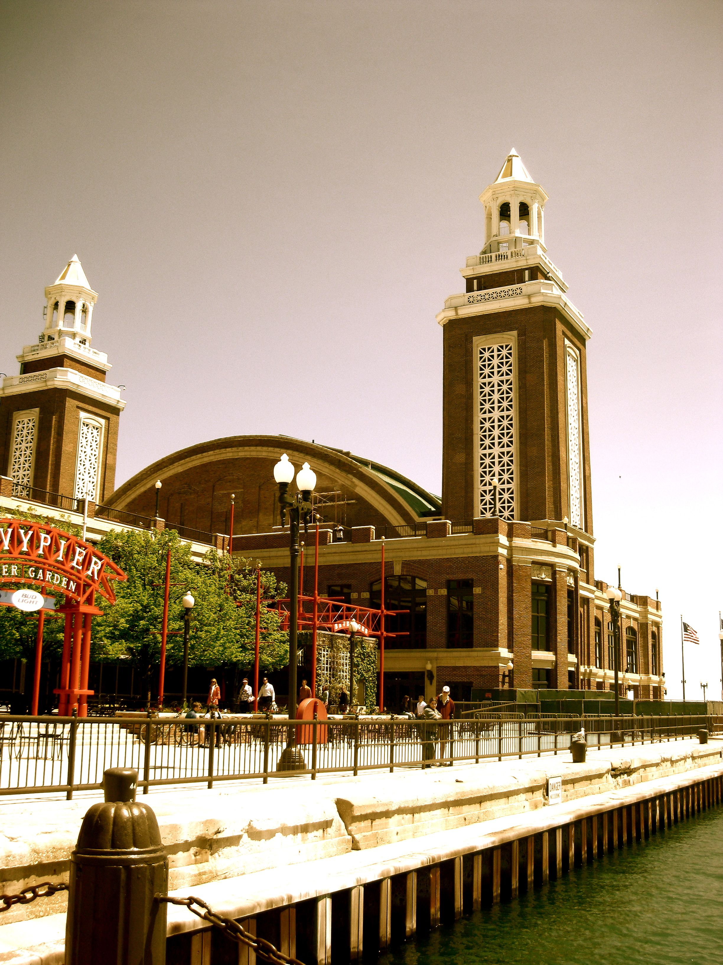 Navy Pier Chicago Il Loved Coming Here Another Place I