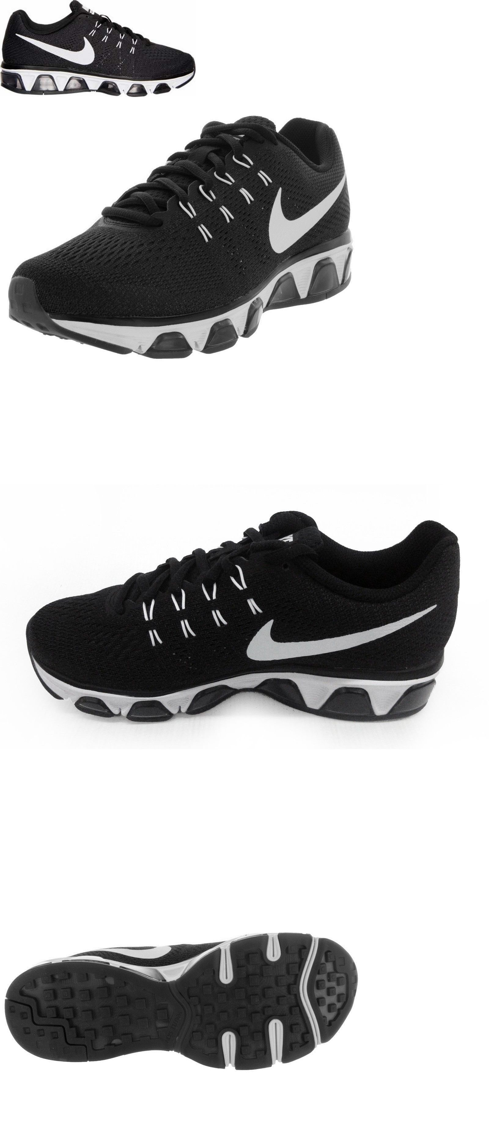 Athletic 95672: Nike Air Max Tailwind 8 Womens Running Shoes Size Black White Fashion 805942 001 -> BUY IT NOW ONLY: $64.96 on eBay!