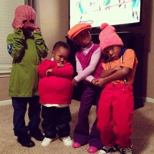 Fat Albert and the gang... retarded show but these little guys are really cute.  sc 1 st  Pinterest & Fat Albert and the gang... retarded show but these little guys are ...