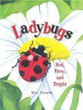 Fingerprint Lady Bug Life Cycle Craft ~ Reading Confetti