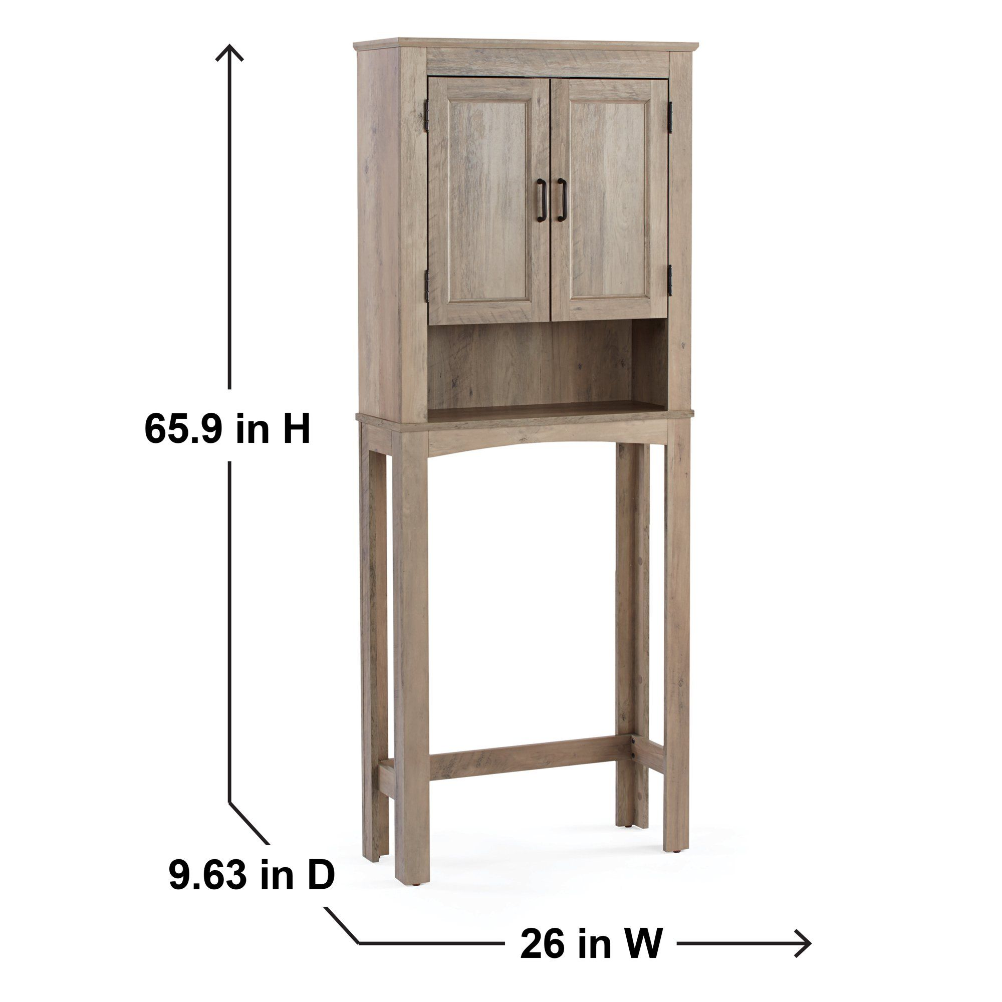 809e5f5f6de95b598424a5268588a4d0 - Better Homes And Gardens Over The Toilet Bathroom Space Saver