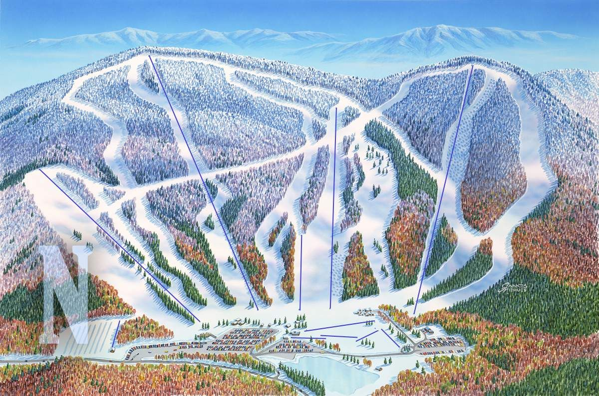 Mt Ski Resorts