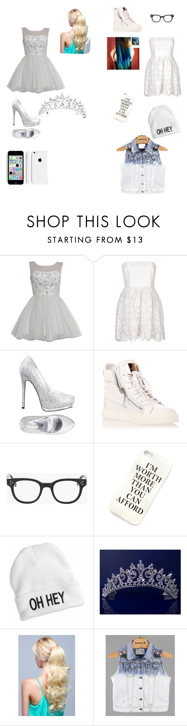 """""""Liv And Maddie LMAOOO"""" by taylorthecreatorr ❤ liked on Polyvore featuring Valentino, Giuseppe Zanotti, Oliver Peoples, American Eagle Outfitters and White Crow"""