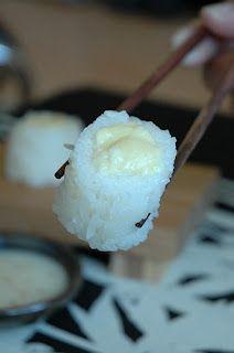 Dessert sushi... #dessertsushi