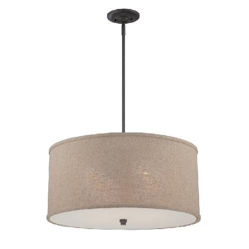 Suspension Multi-Luminaire Hauteur 12,00 pouces Longueur 22,00 - Hauteur Table Salle A Manger